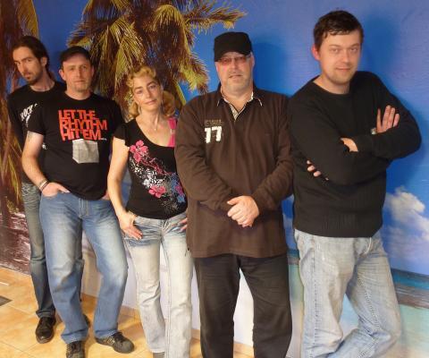 CRB 2010 - Eugen - Schmery - Heidi - Bodo - Micha
